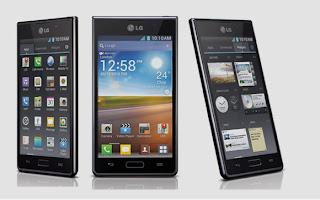 Harga dan Spesifikasi LG Optimus L7