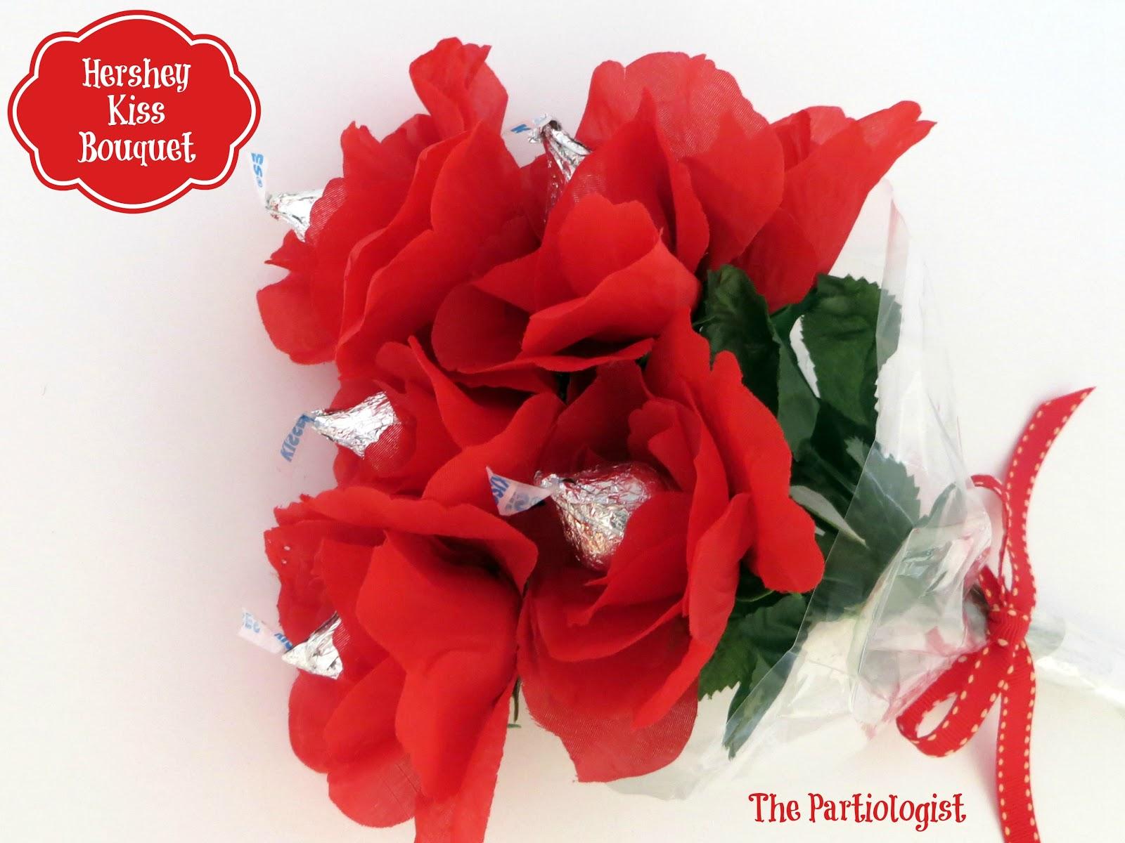 The Partiologist: Bouquet of Kisses!