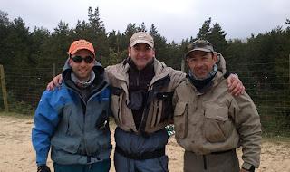 Arcay ,Sergio y Oliveras