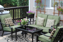 Decorating Small Space Outdoor Patio