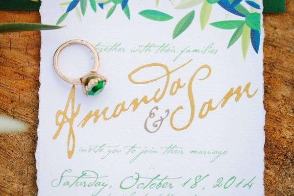 convite casamento oliveira