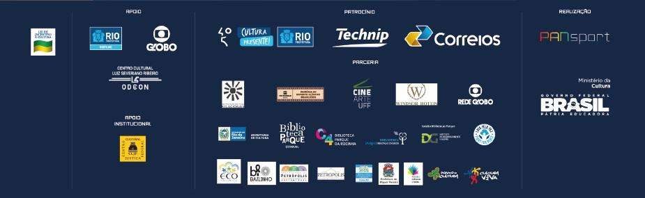 Realização | patrocínio | parcerias | apoio