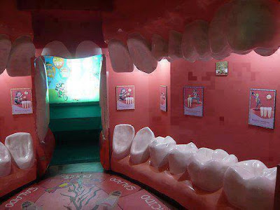 Ruang Menunggu klinik gigi