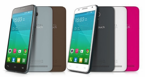 ldol 2, Idol 2 Mini and OneTouch Pop by Alcatel