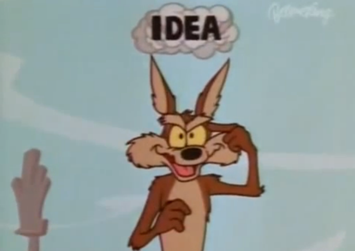 Oh! Dear! : Wile. E. Coyote Vs ACME Products