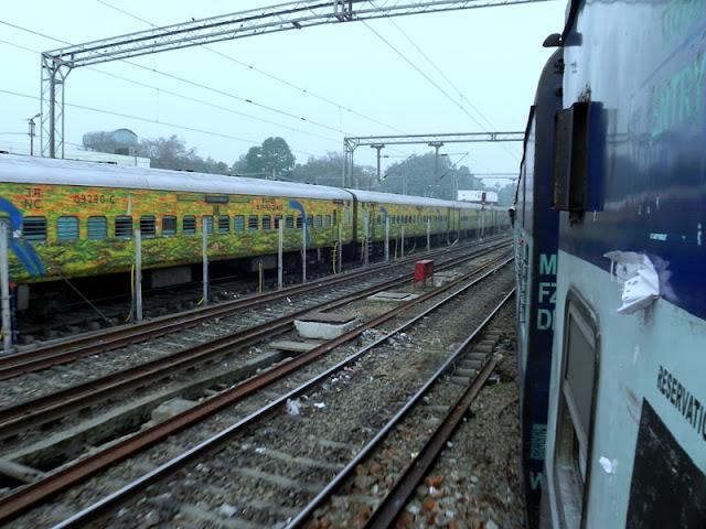 Duronto Express by Nikhil