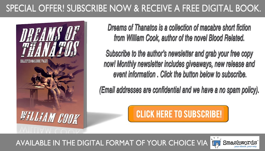 SPECIAL SUBSCRIPTION OFFER - SUBSCRIBE NOW FOR A FREE BOOK AND REGULAR COOL STUFF!