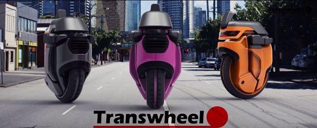 Taşımacılığın geleceği transwheel