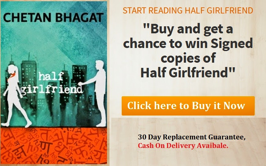 Buy Half Girlfriend