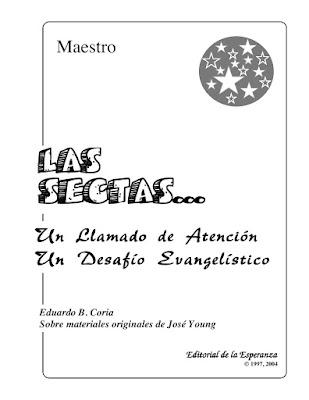 Eduardo B. Coria-Las Sectas...-