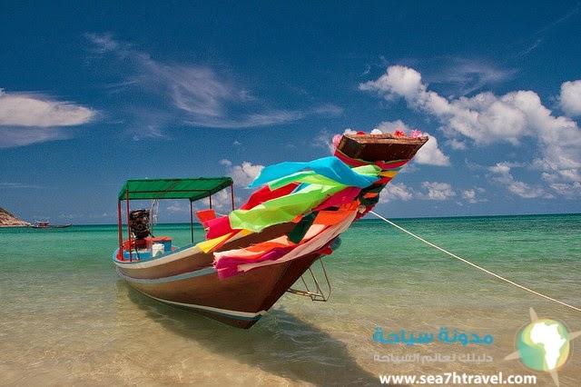 أجمل الجزر في تايلاند