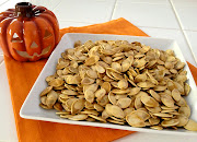 . Kindergarten last week to tell me that she tried pumpkin seeds at school .