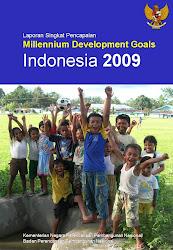 Laporan Perkembangan Pencapaian Millennium Development Goals Indonesia 2009 (Ringkasan)