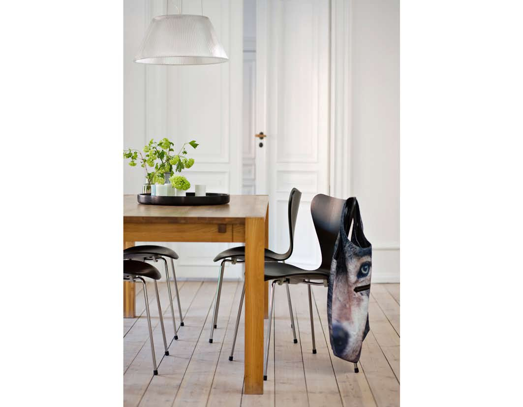 Danish Apartment by Hanne Berzant title=