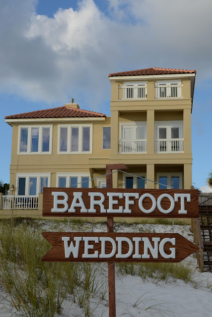 Beach house for weddings in Destin, Florida