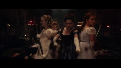 Pride and Prejudice and Zombies (2016 /Movie) - Trailer - Screenshot