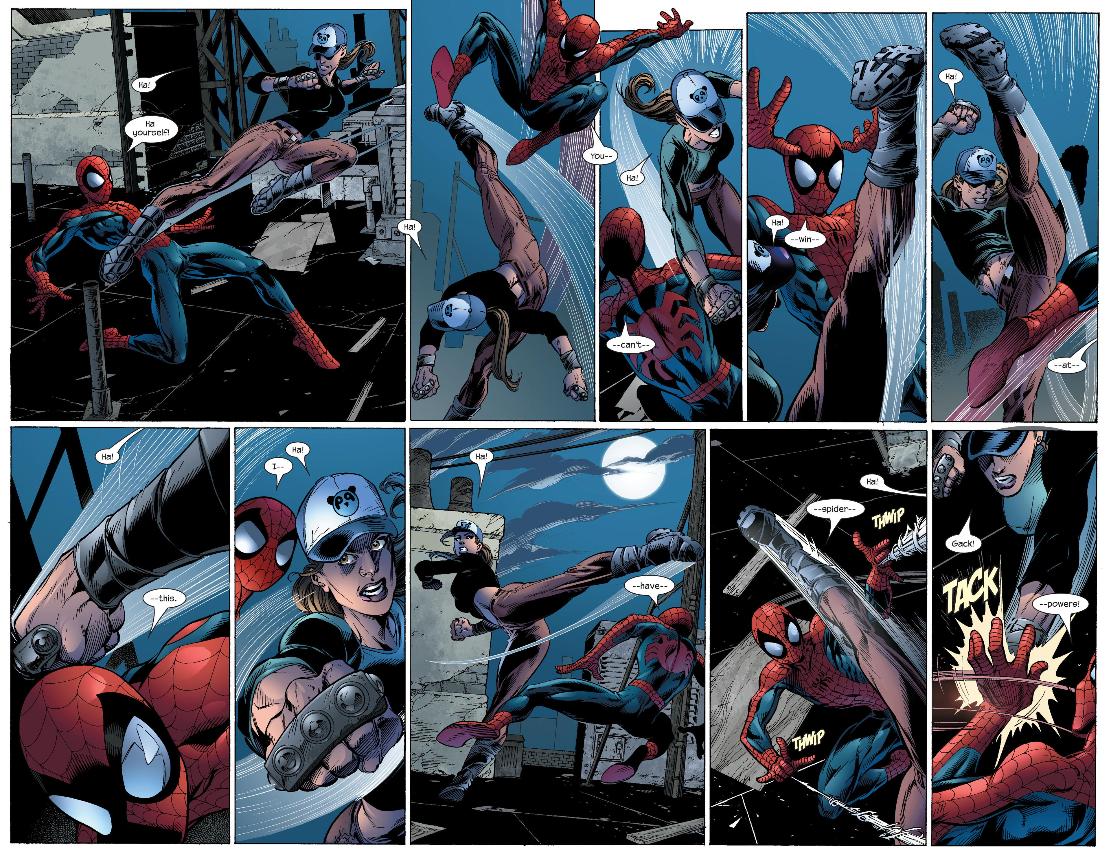Ultimate Spider-Man (2000) Issue #88 #92 - English 18