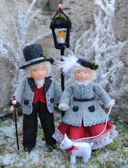 Kerst wandeling