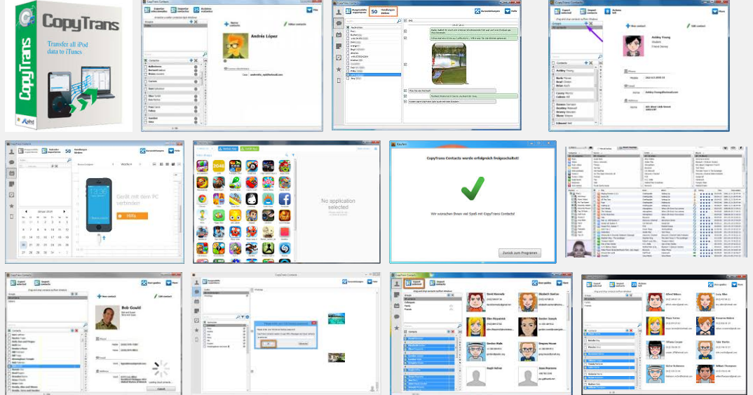 CopyTrans Contacts Crack Full Version Software Free Serial ...