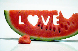Melancia, Love, Amor, Saber Viver