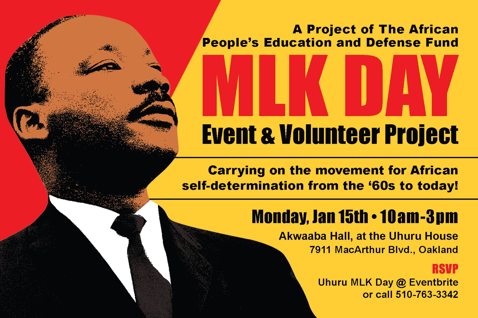 Make Your MLK Day Meaningful!