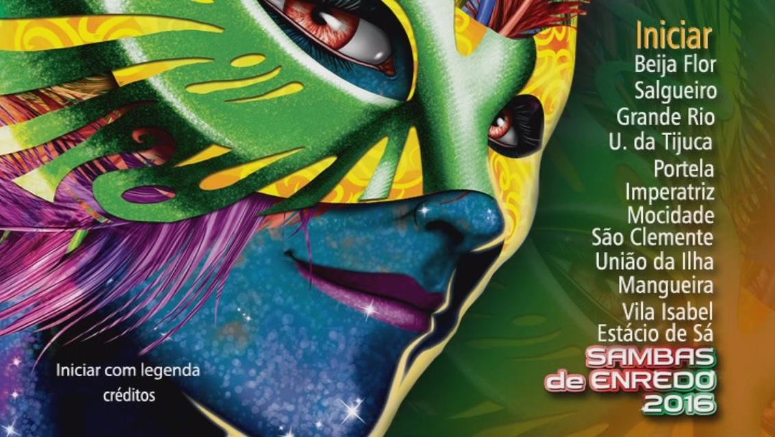 CLICK AQUI  Download Samba de Enredo 2016 DVD-R 1
