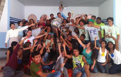 Juventude Missionária dá seus primeiros passos no estado de Mato Grosso do Sul