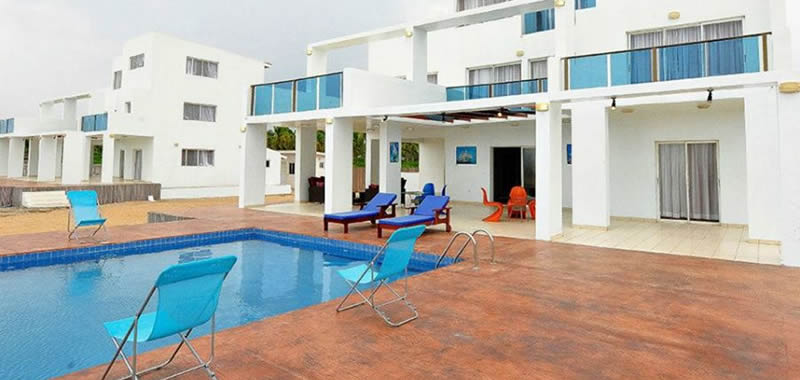 La Manga Luxury Beach Villas is home away from home