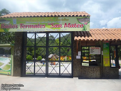 "Baños Termales ""San Mateo"" de Moyobamba"