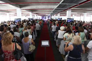 SHOPPING GRANDE RIO COMEMORA DIA DE SÃO JUDAS TADEU