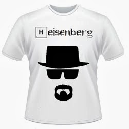 Camisetas Breaking Bad