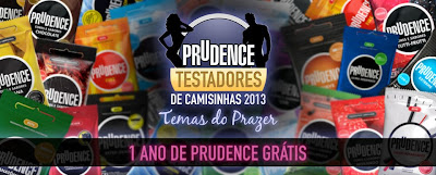 "Concurso Cultural ""Testadores De Camisinhas Prudence 2013"""