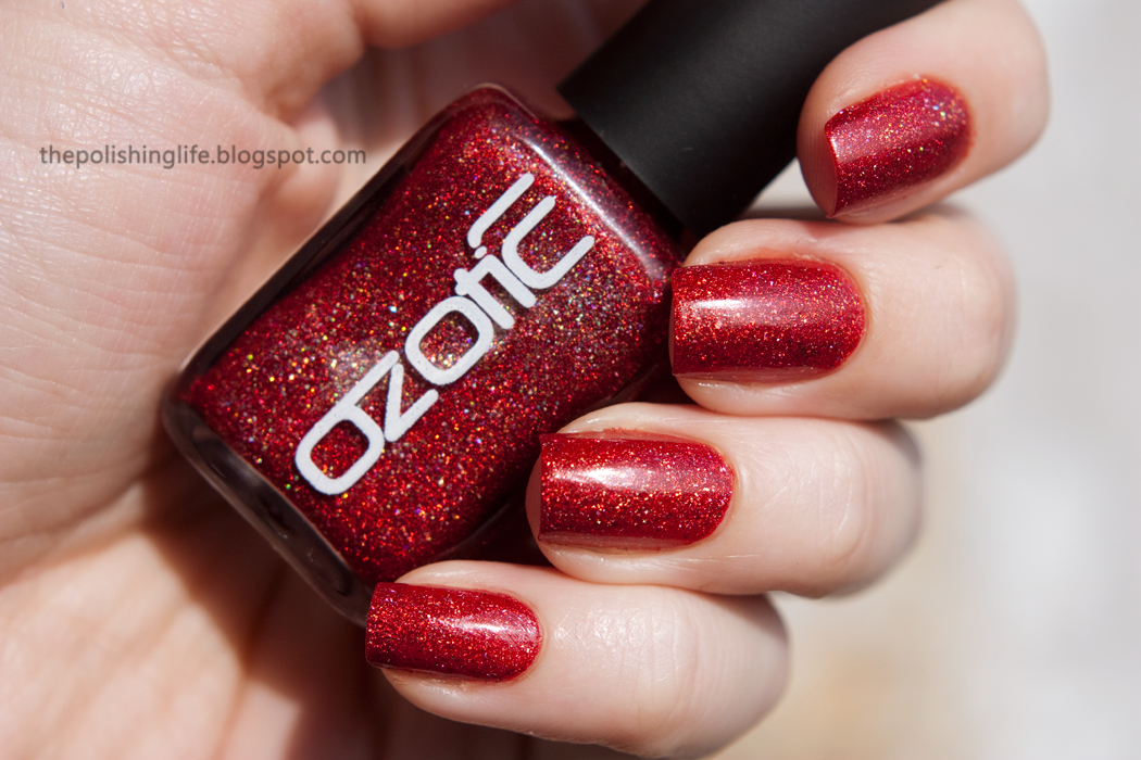 Ozotic 621 swatches and review