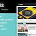 Free Download GeekPress Themeforest Blogger Template