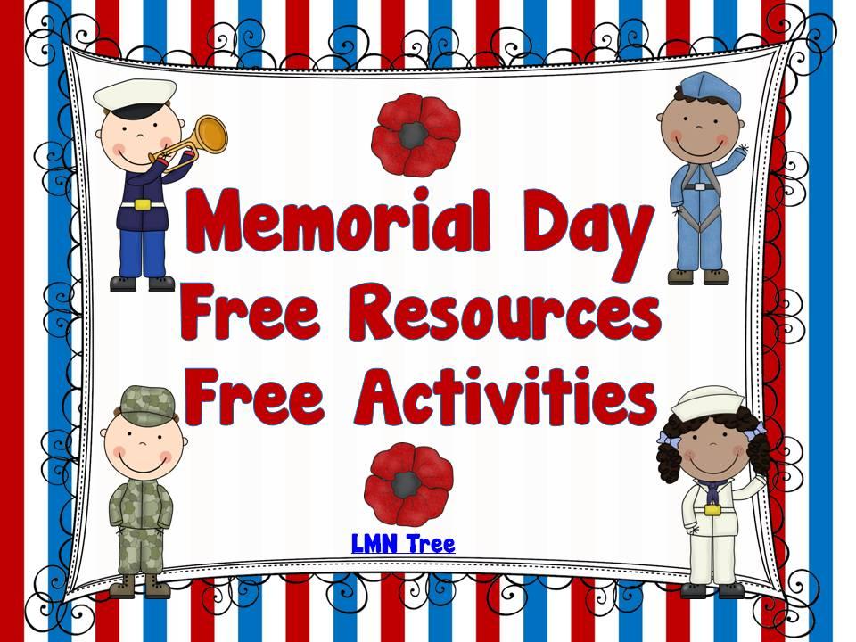 Free Happy Memorial Day Clip Art