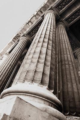 columnas dóricas