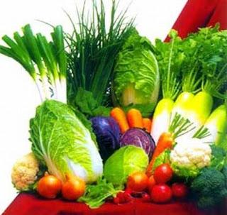 Χόρτα, Λαχανικά