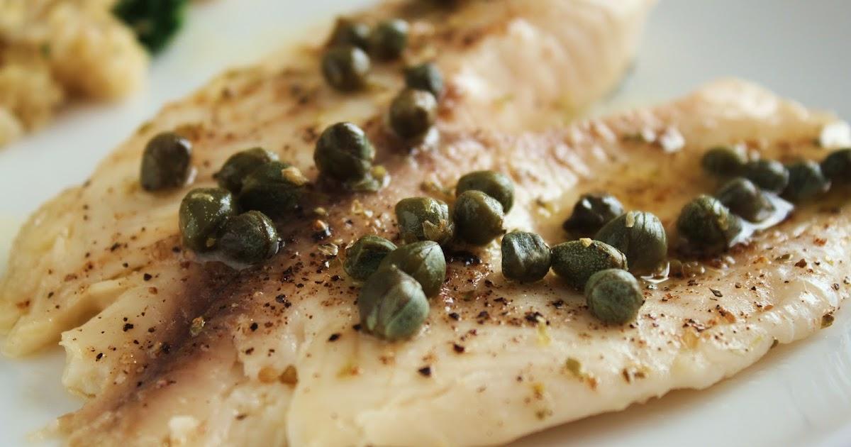 Easy tilapia recipes capers