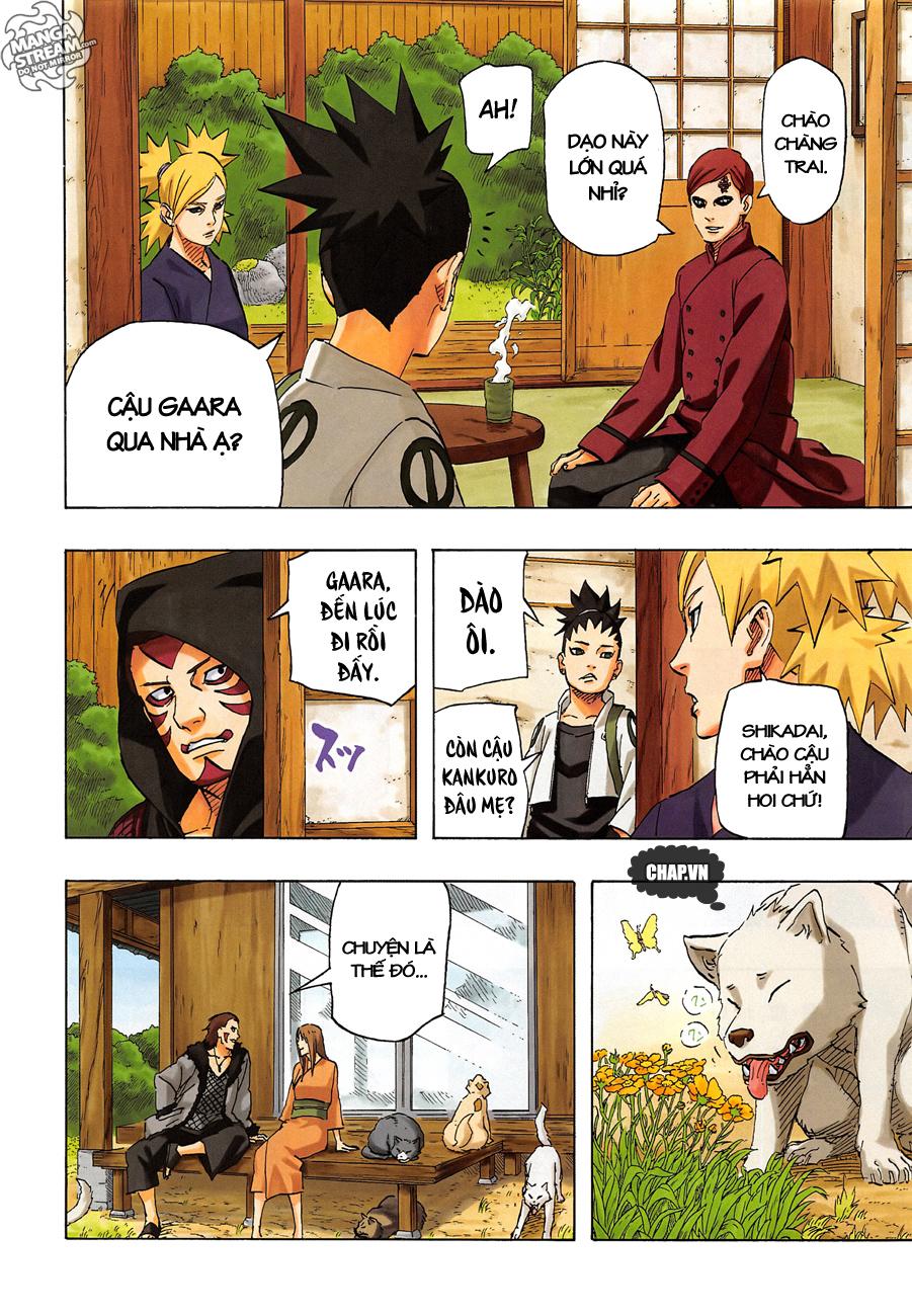 Naruto chap 700 – Chap cuối Trang 6