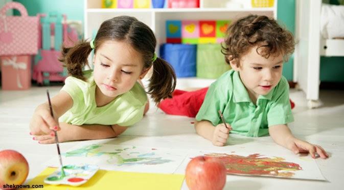 makalah pengaruh lingkungan keluarga terhadap kreativitas anak