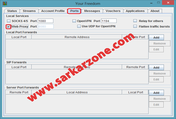 Download your freedown tunnel through dns software and use free internet pak softzone - Free proxy server address and port ...