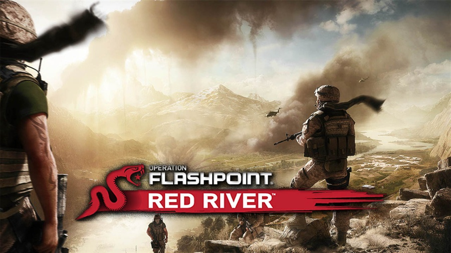 Operation Flashpoint Red River Free Download Poster