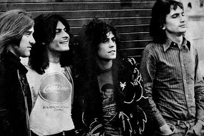 t-rex - Bill Legend, Mickey Finn, Marc Bolan, Steve Currie
