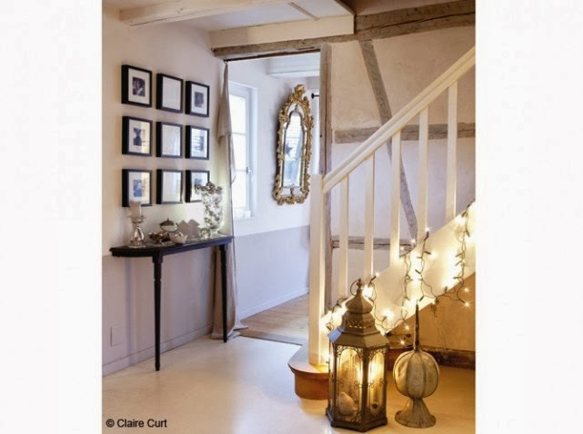Homes for Christmas [ una Maison d'hotes] - shabby&countrylife.blogspot.it