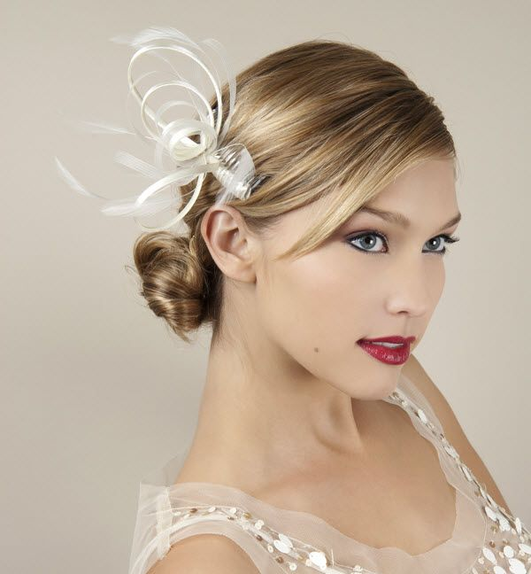 Headpieces For Wedding Guests: Rhonda's Creative Life: Building A Holiday Fascinator