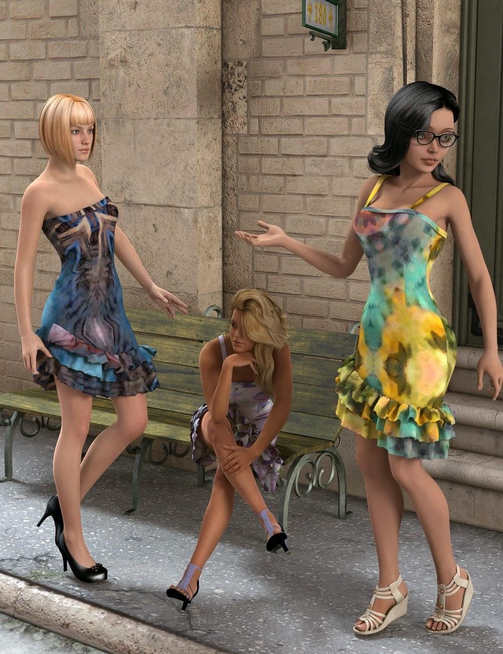Sweet-n-Sassy pour Genesis 2 Femme