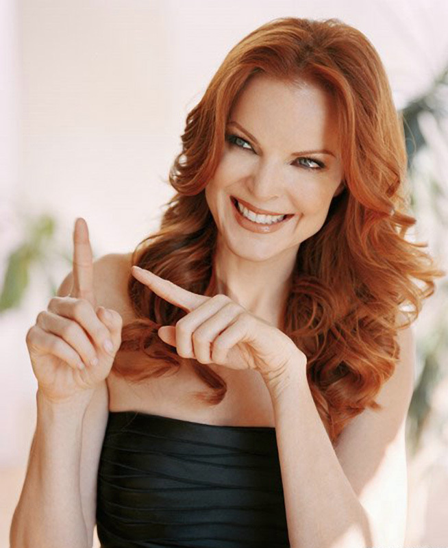 Style And Outfit Happy Birthday Marcia Cross