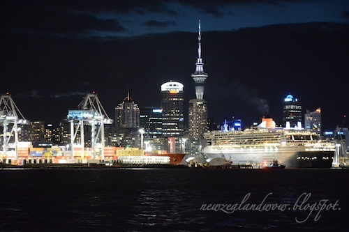 Beautiful Auckland City
