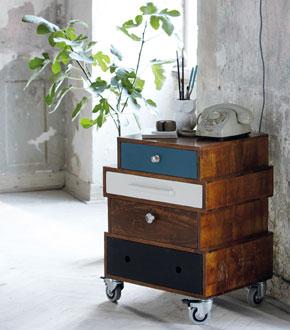 Damos la bienvenida a los muebles 100 daneses estilo for Nueva linea muebles