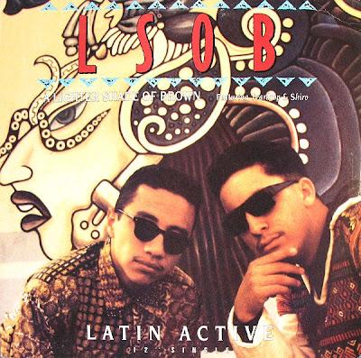 A Lighter Shade Of Brown – Latin Active (VLS) (1991) (320 kbps)
